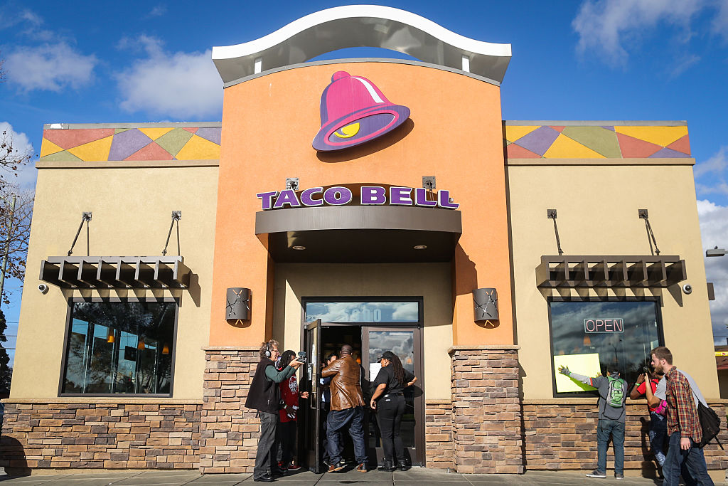 Taco Bell Is No Longer The Whole Enchilada
