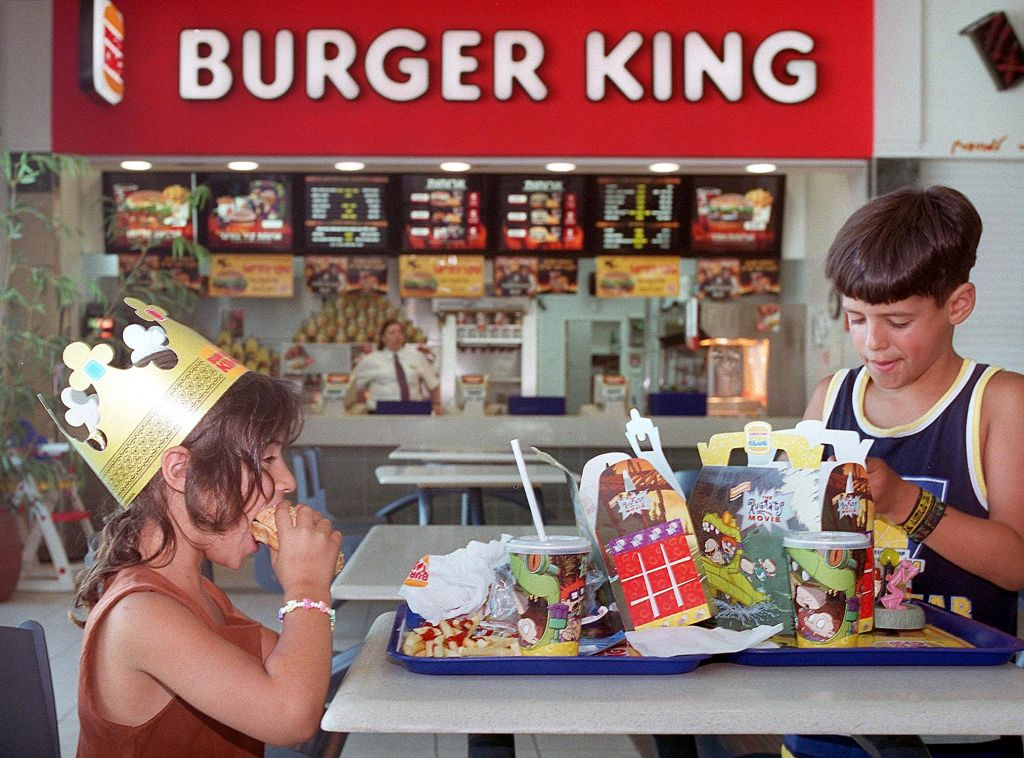 It Looks Like Burger King is No Longer The King