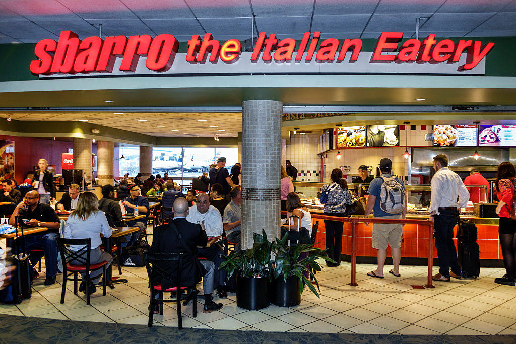 Sbarro, The Italian Eatery You Know Because Of The Mall