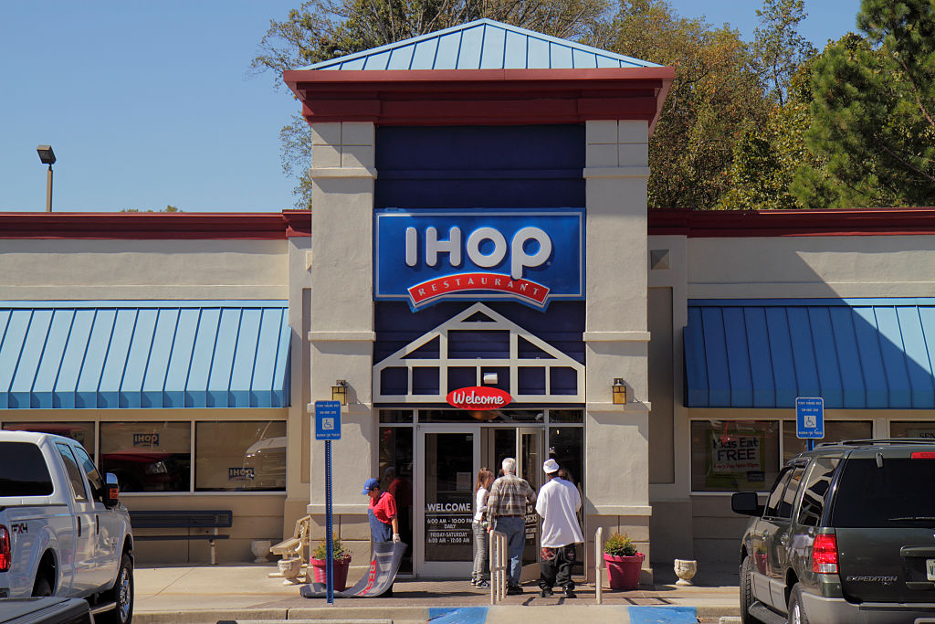 IHOP Is Hopping Out Of Business