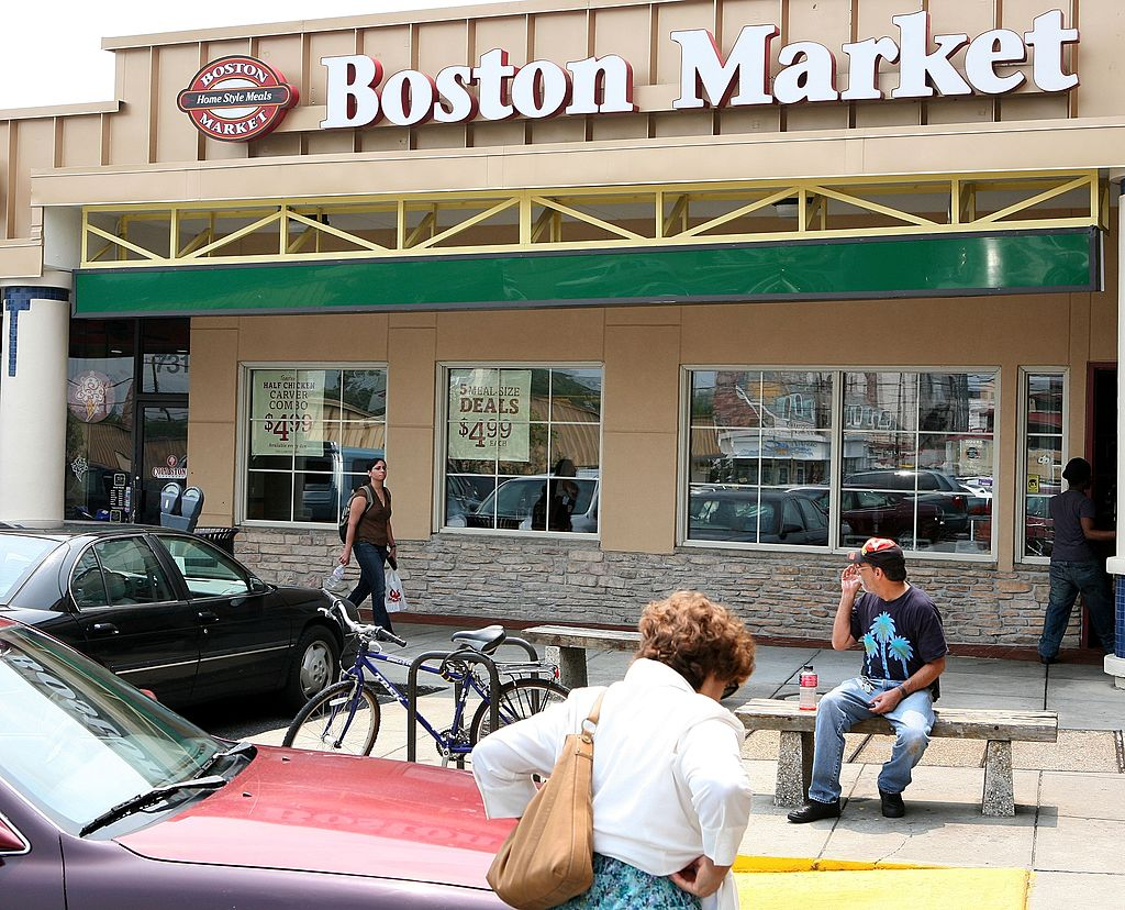 Boston Market Is Letting Go Of Their Homestyle Cooking