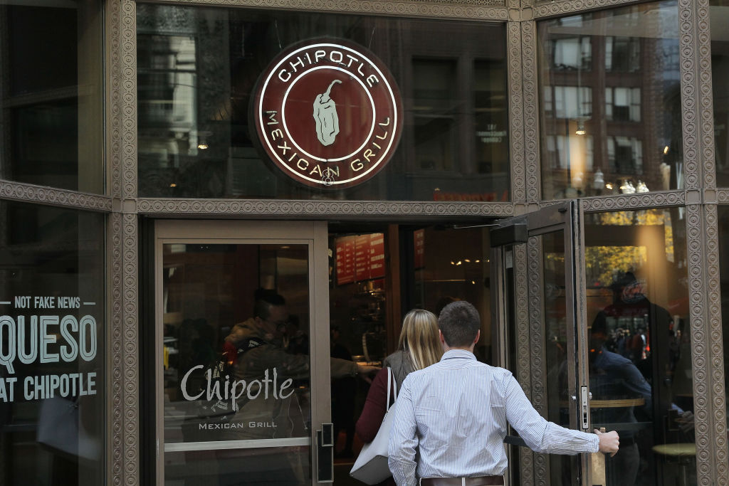 Chipotle Is Trying To Climb Out Of The Hole They Dug