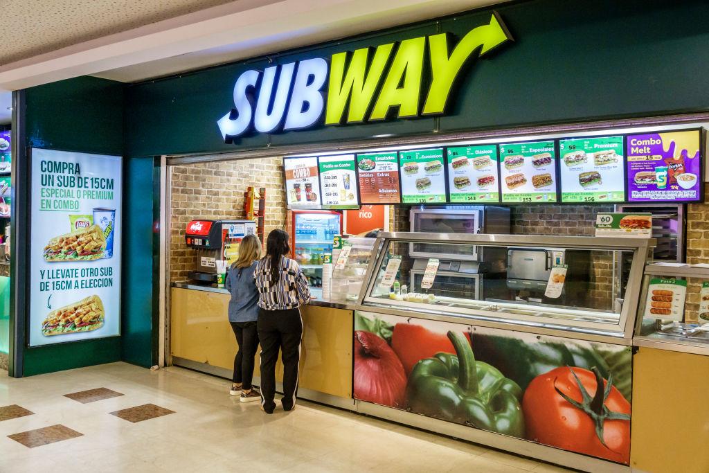 Subway, Eat Fresh No More