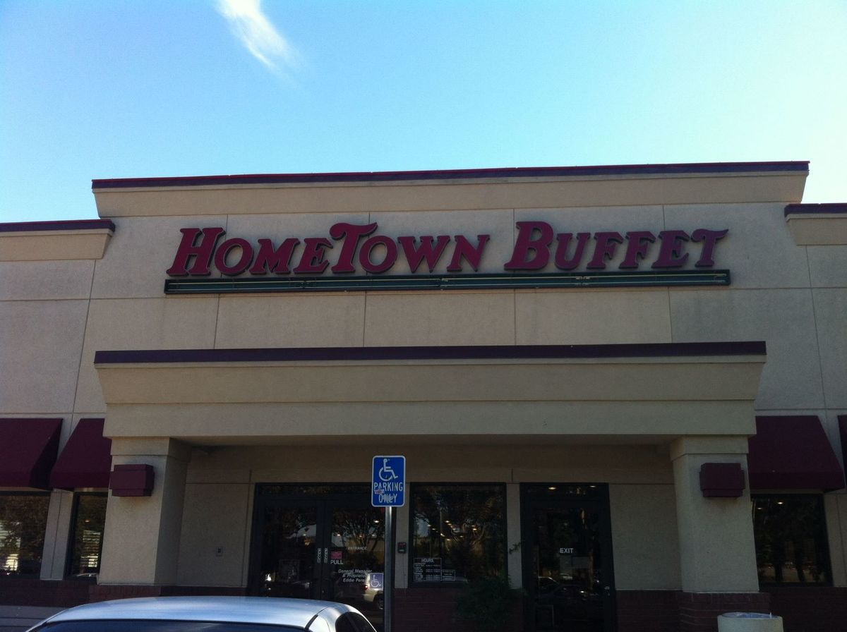 Hometown Buffet Should Have Kept To Itself