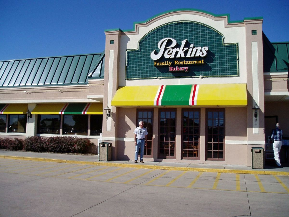 Perkins Family Restaurant And Bakery Is No Longer Perky