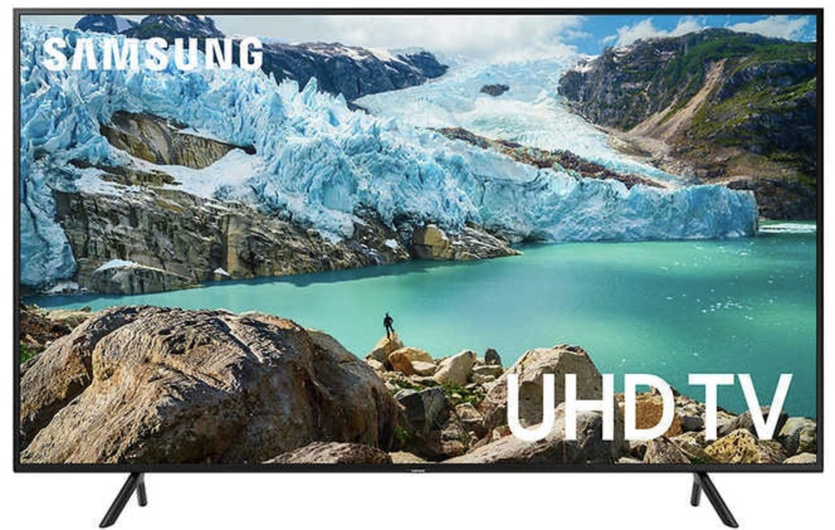 58-inch Samsung 4K Smart TV