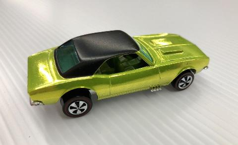 chrome over camaro most valuable hot wheels