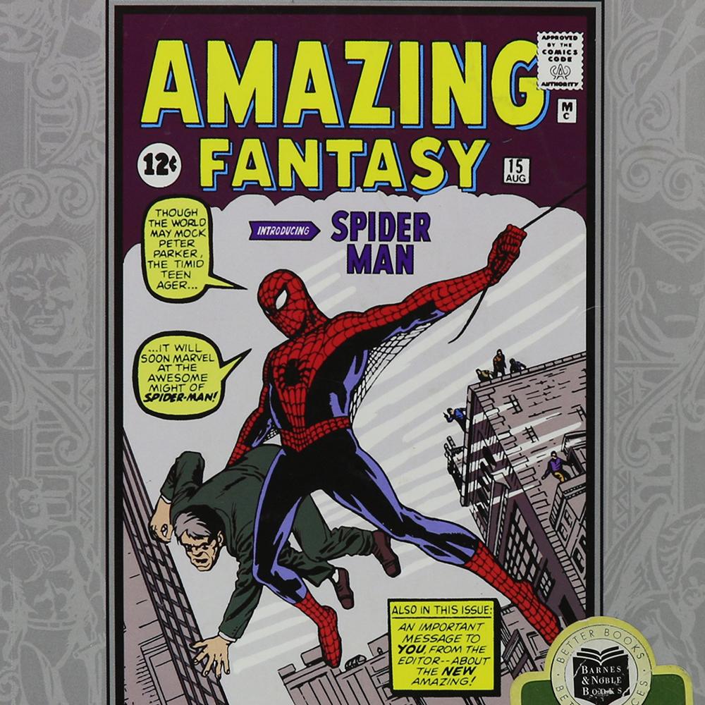intro of spiderman