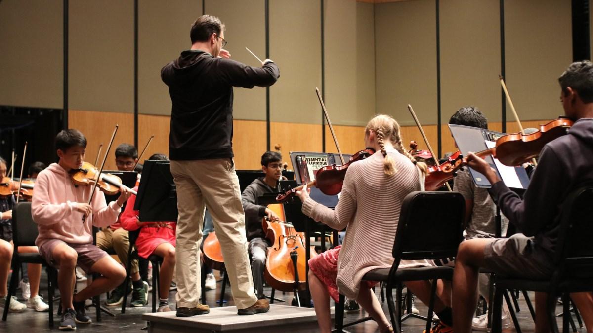 Adlai orchestra