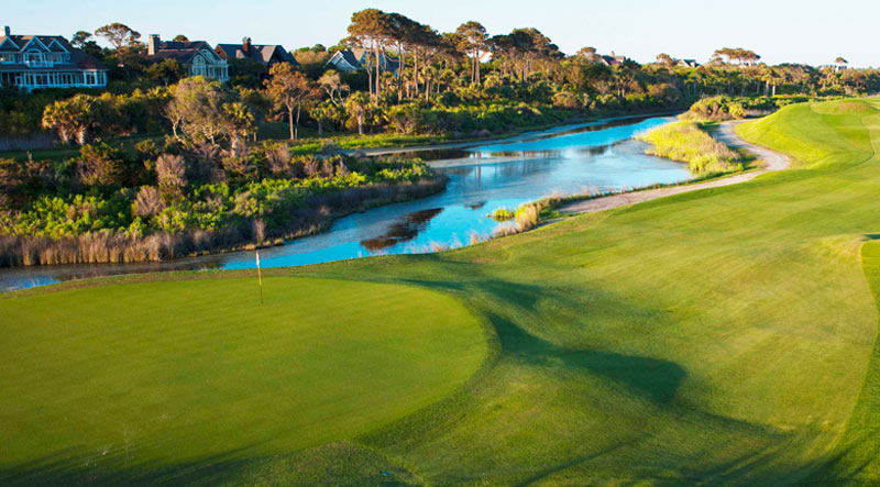 view of the Ocean Course