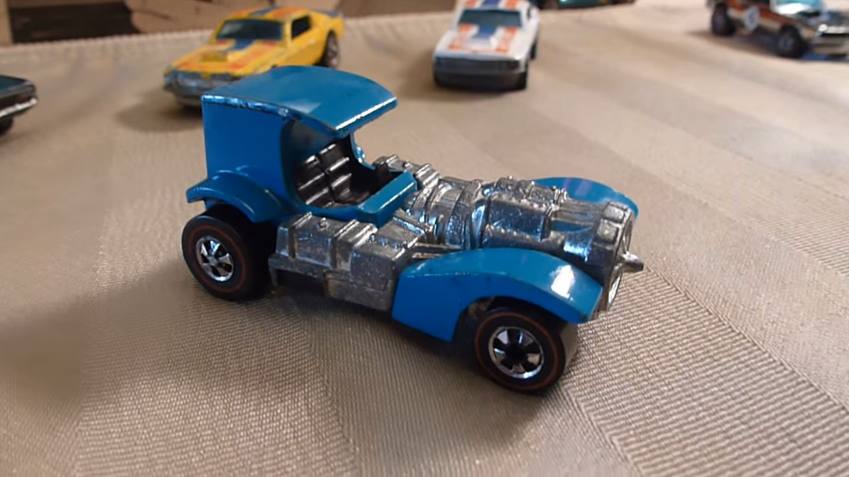 rare and valuable hot wheels superfine turbine