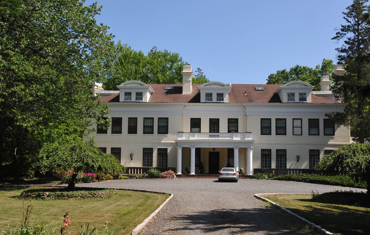 Rumson New Jersey Mansion