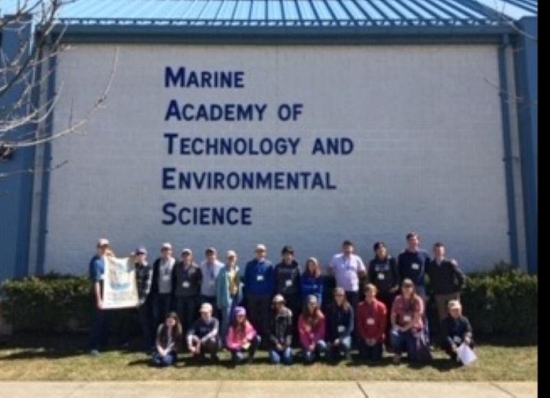 OCVTS - Marine Academy of Technology & Environmental Science (MATES)