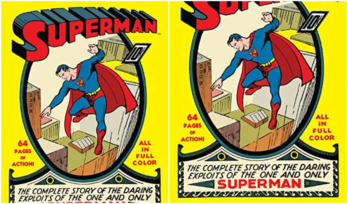 The first Superman