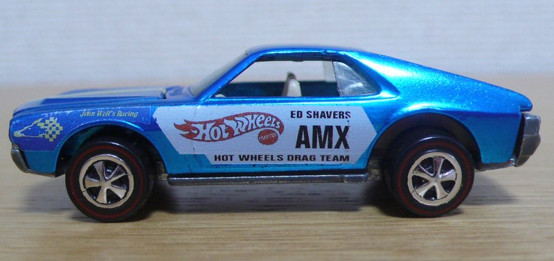 valuable and rare ed shaver hot wheels car