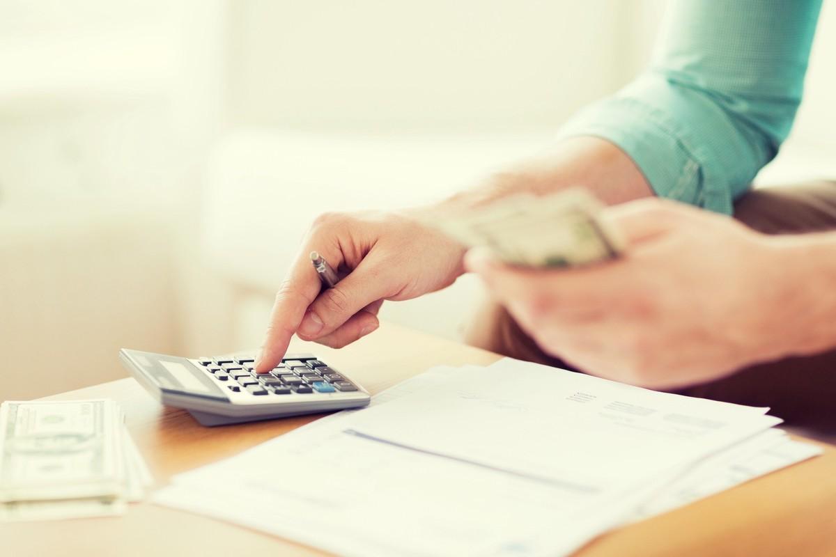 paying debts