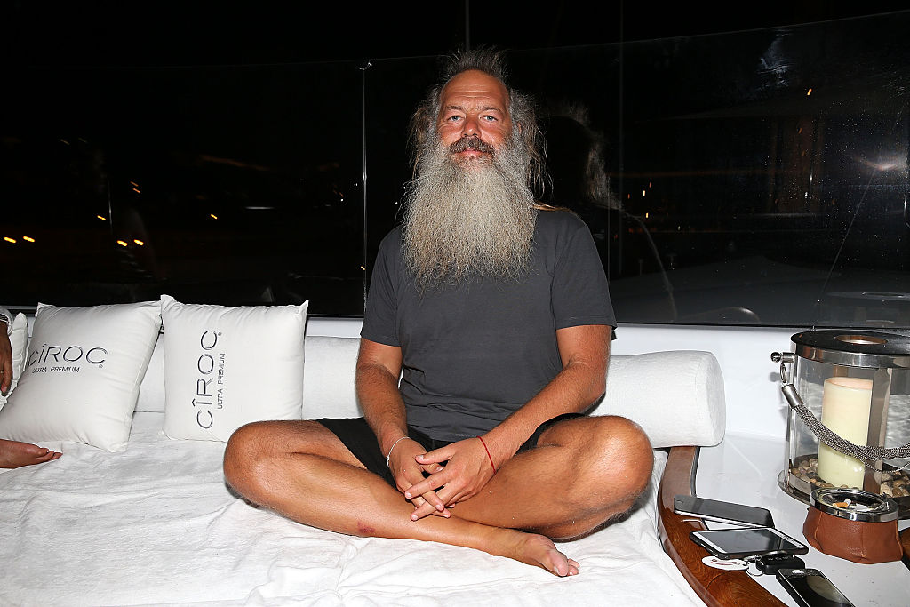 rick rubin sitting cross-legged