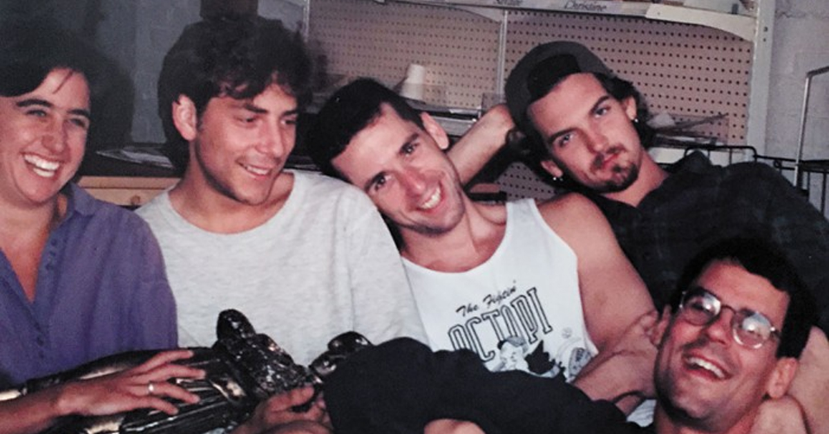 members of the onion during the early 1990s