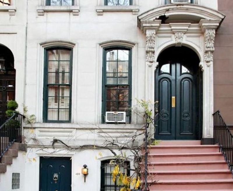 The Breakfast At Tiffany's Brownstone Is Still Gorgeous