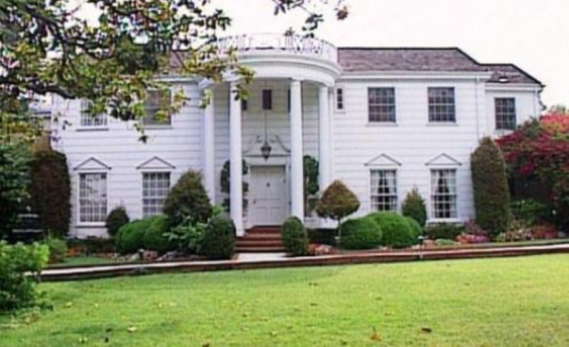 The Fresh Prince Of Bel-Air 's House Is Not In Bel-Air
