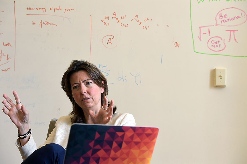 Jelena Kovacevic, head of the electrical and computer engineering department at Carnegie Mellon University