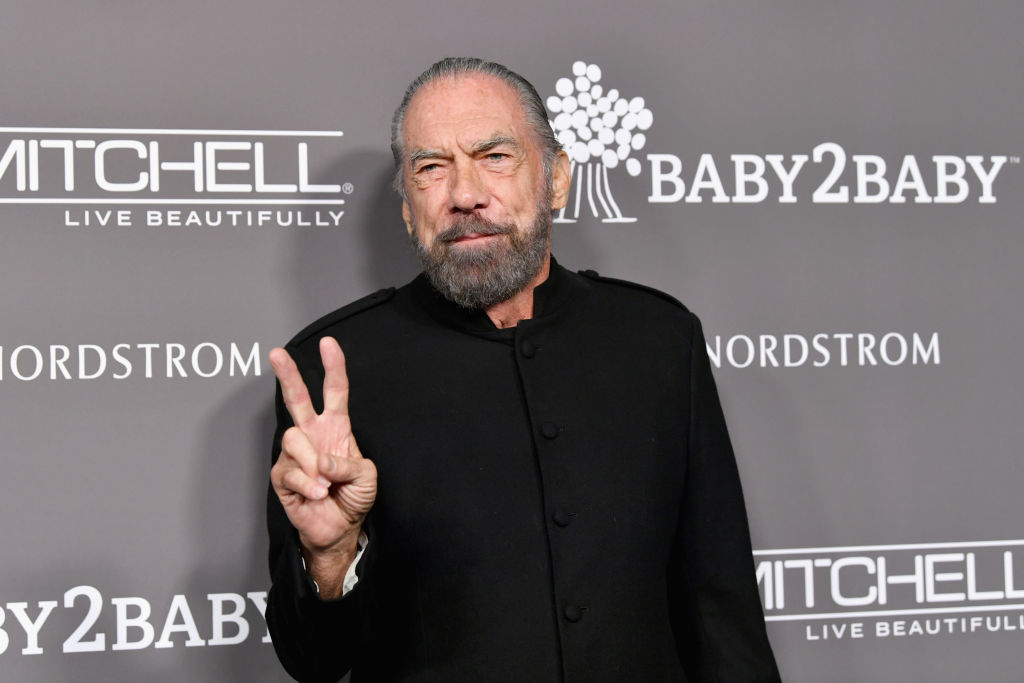 John Paul DeJoria attends the 2018 Baby2Baby Gala