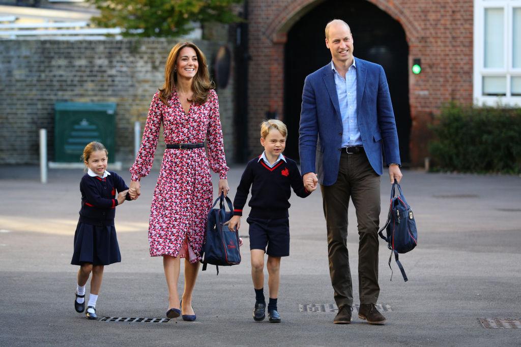 Prince George And Princess Charlotte's Education