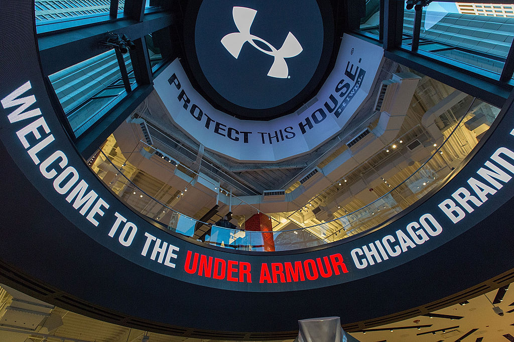under the armour