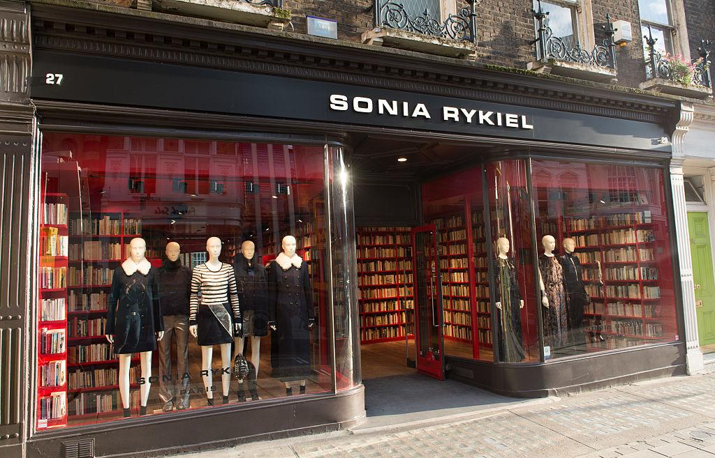 Outside of Sonia Rykiel