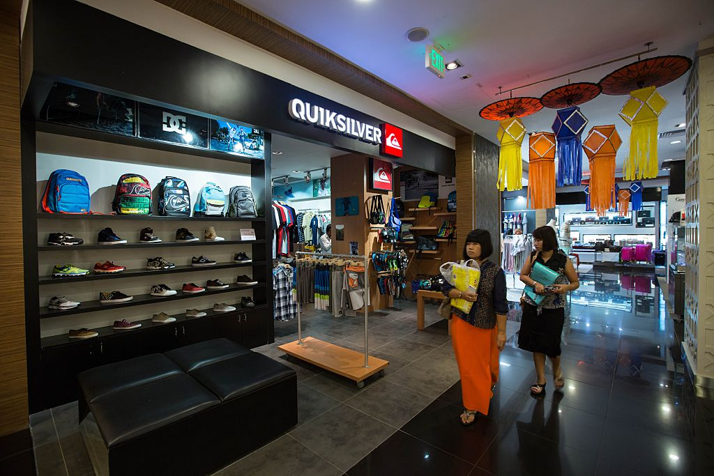 Quicksilver Store