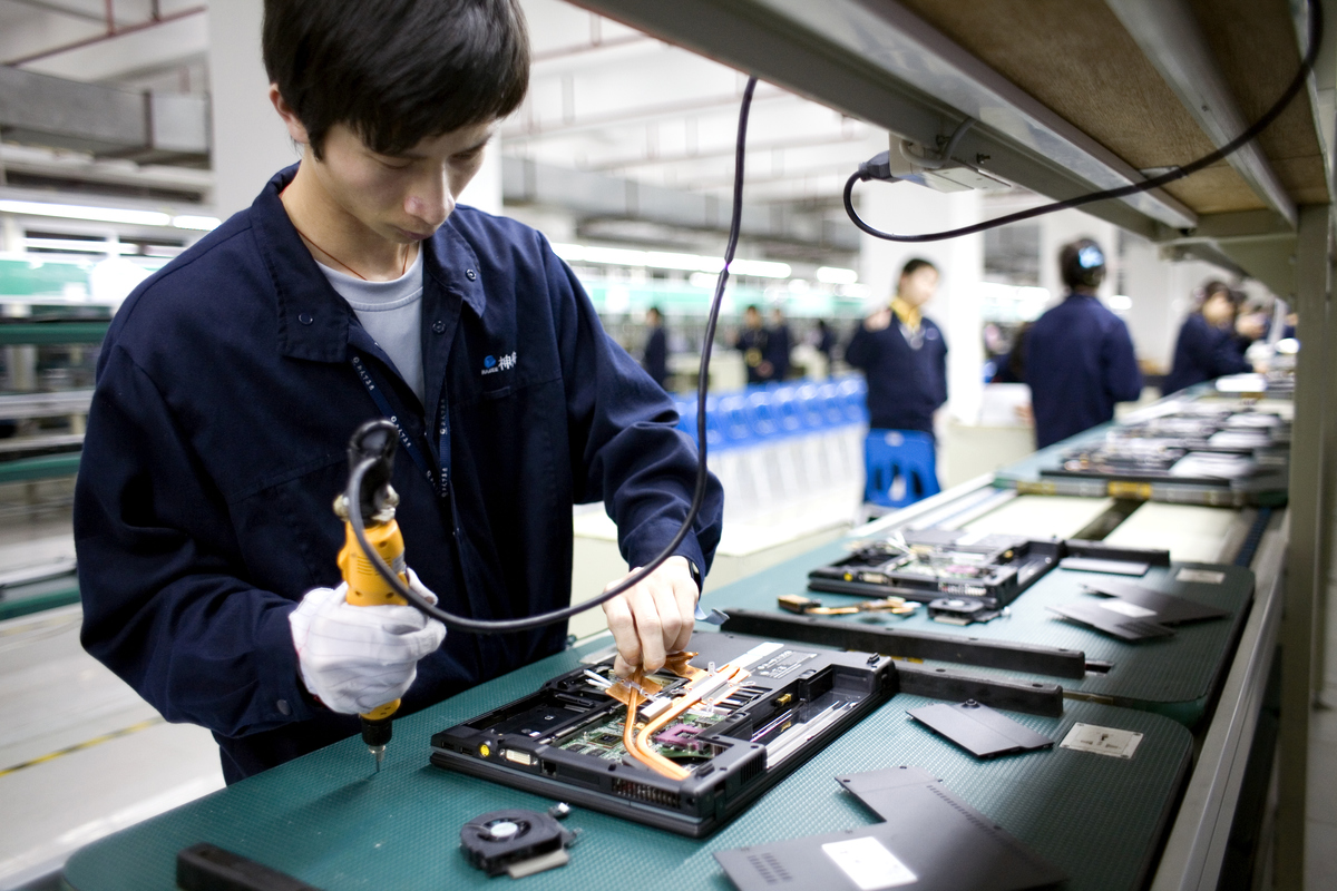 Computer And Electronic Manufacturing