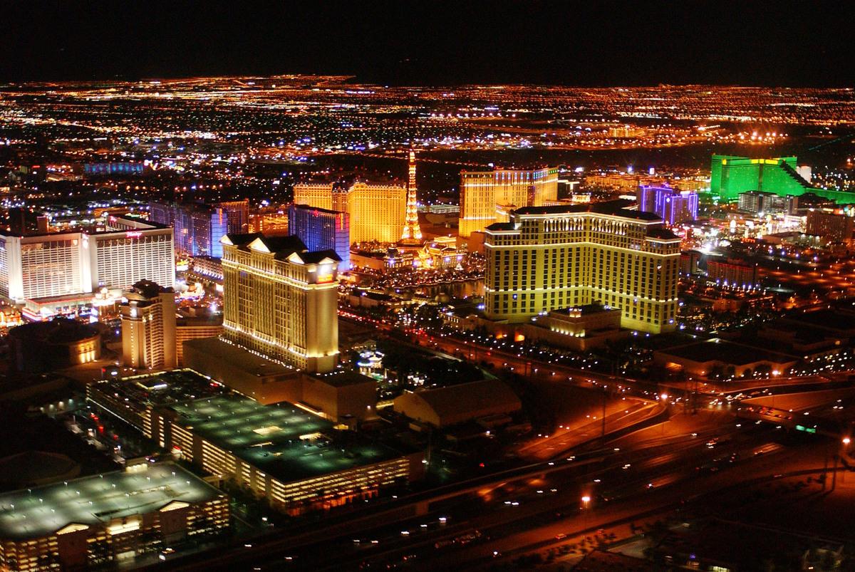 Nevada: Accommodation