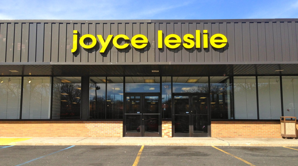 Outside of Joyce Leslie