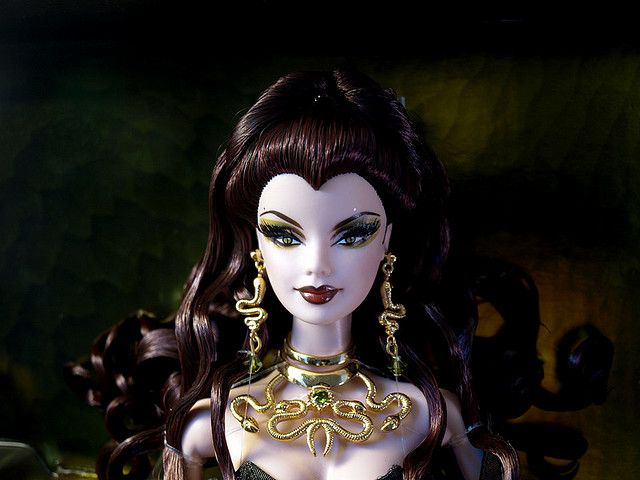 Medusa Barbie