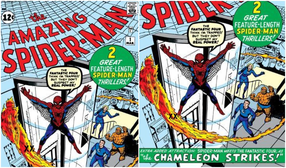 'The Amazing Spider-Man' No. 1
