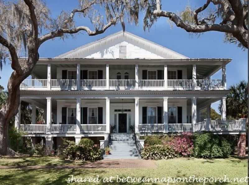 The Big Chill House Has A Southern Charm