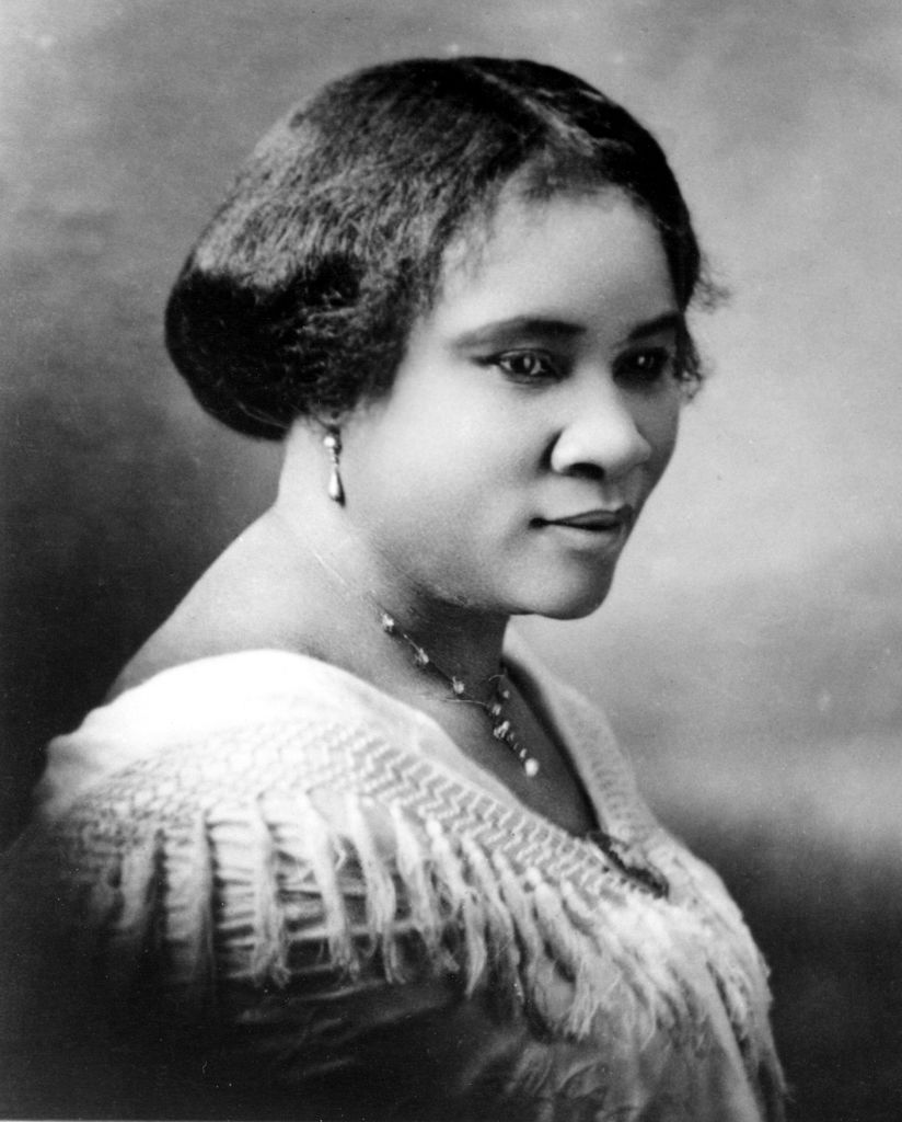 Madam C.J. Walker (Sarah Breedlove)