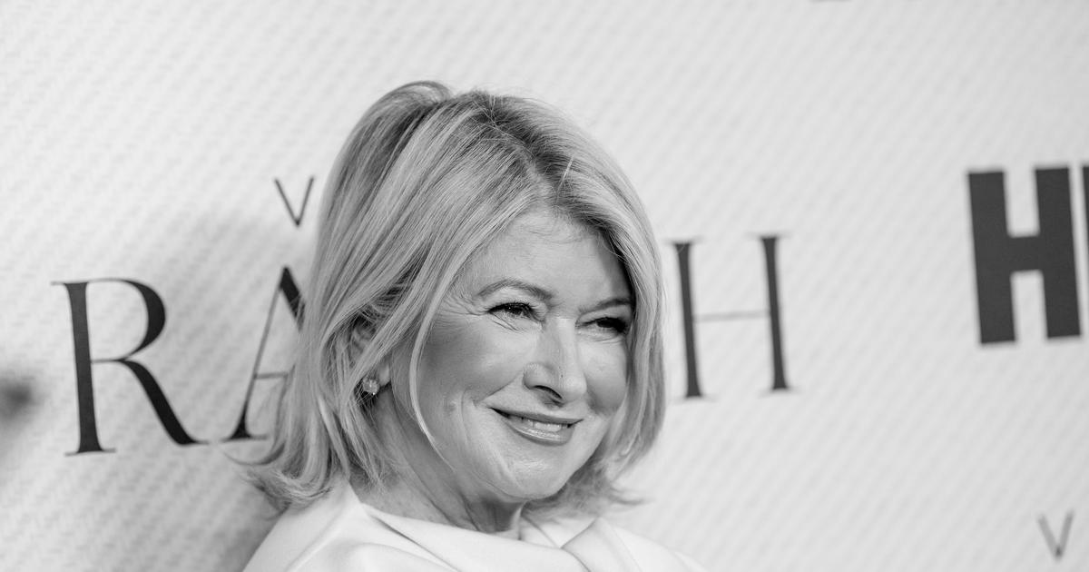 Martha Stewart attends HBO's