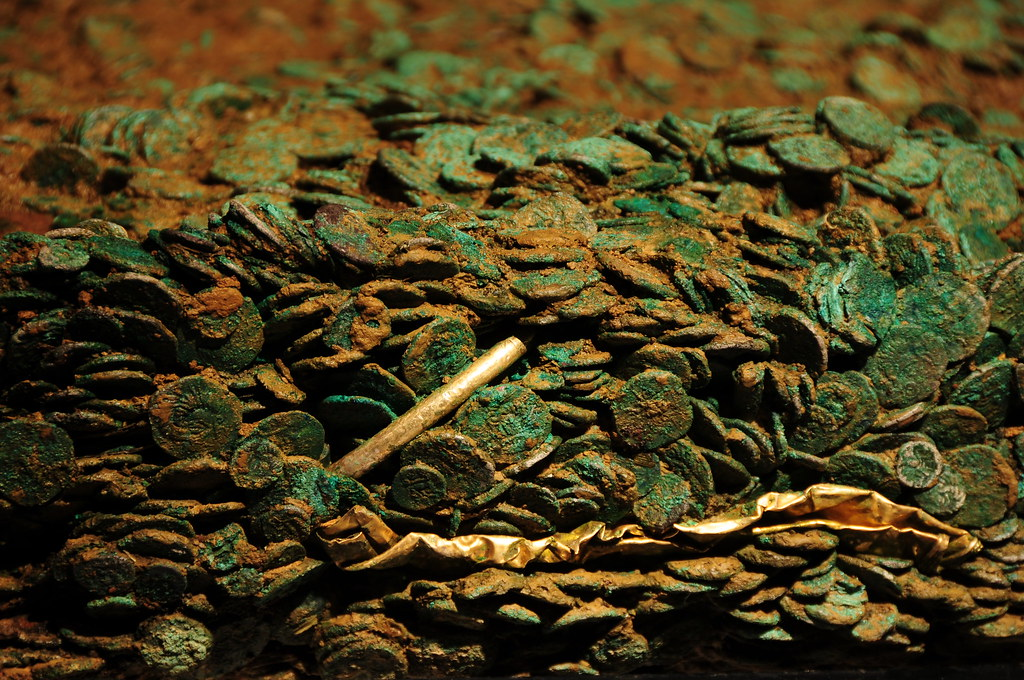 Grouville Hoard - $3 Million