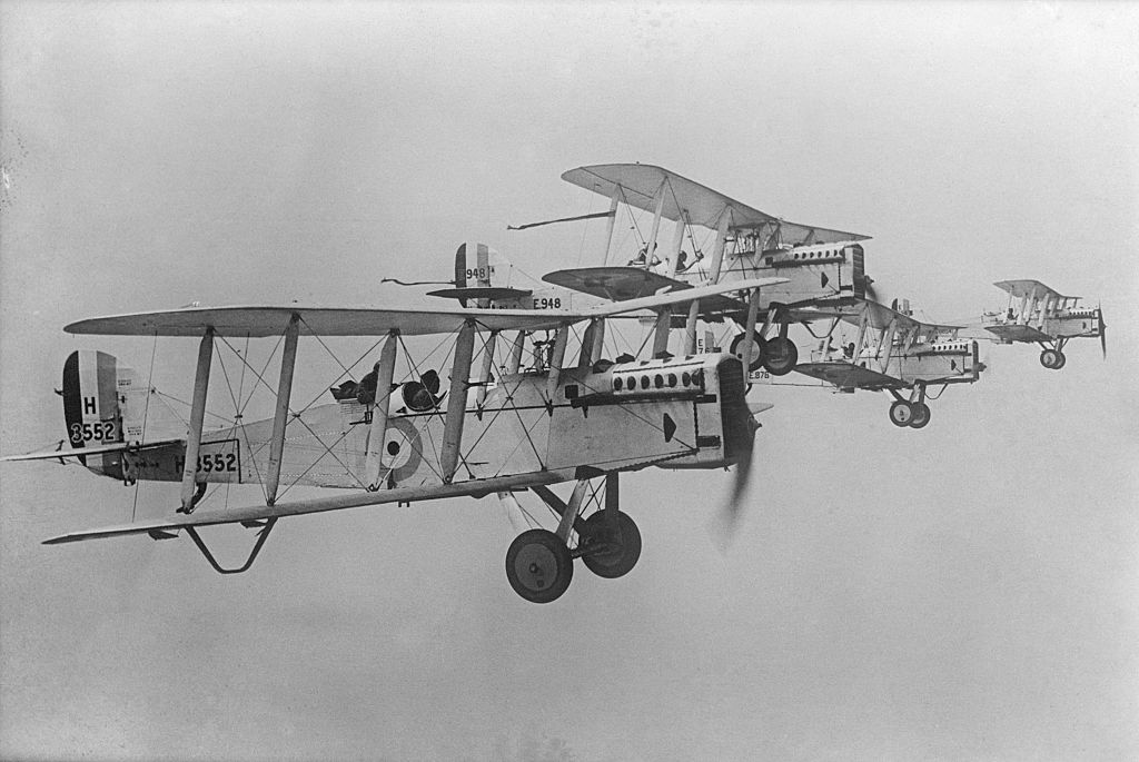 Havilland Airco DH-9