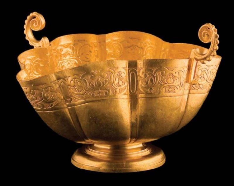 Santa Margarita Gold Chalice - $413k