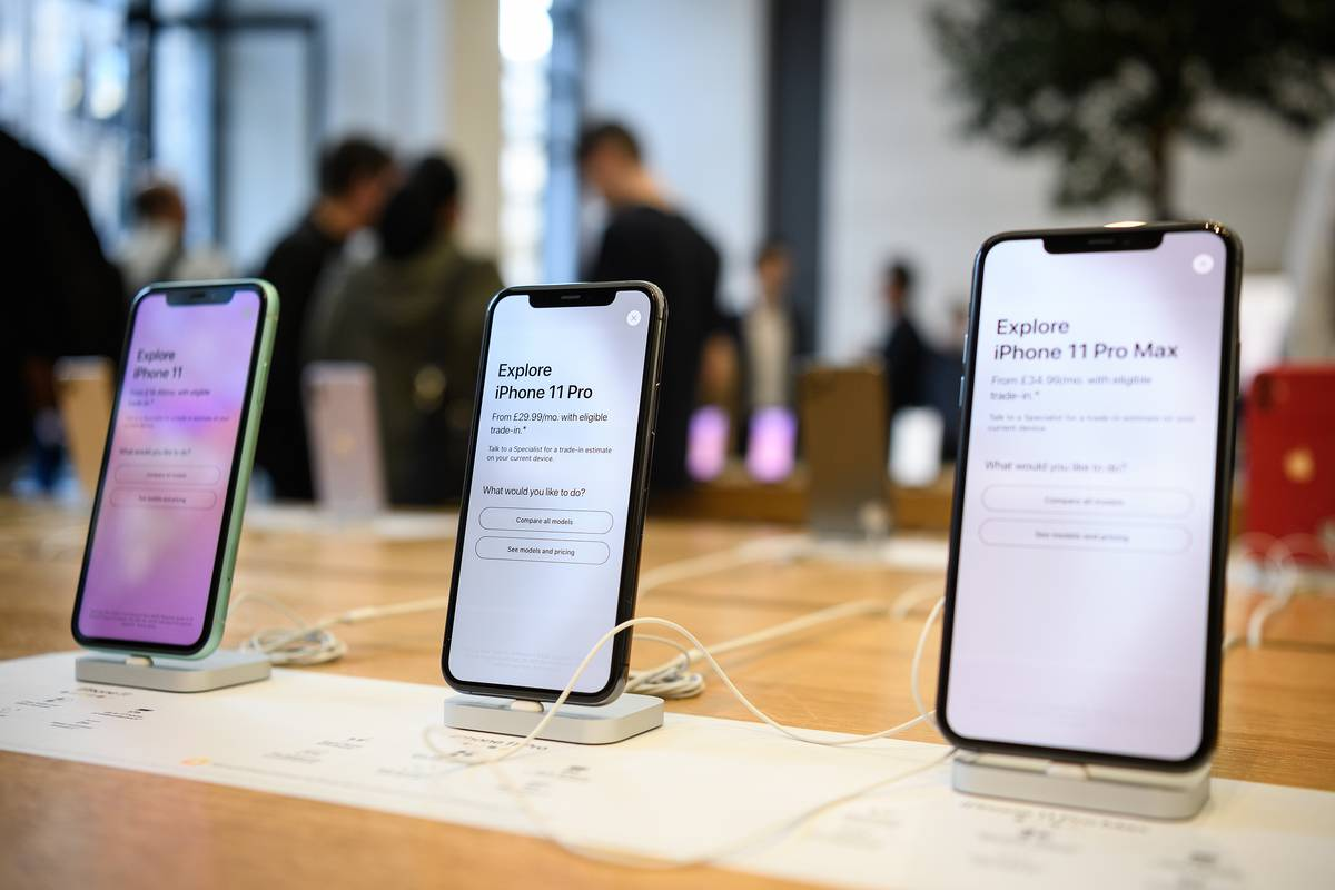 Apple's iPhone 11 Goes On Sale