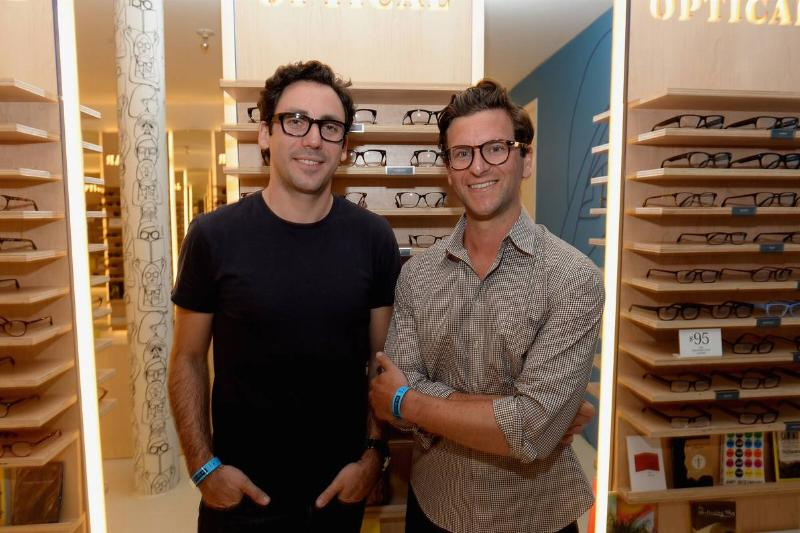 Warby Parker Opens First West Coast Store At The Standard, Hollywood