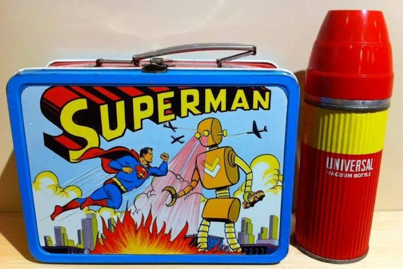 Vintage Lunchboxes Are Worth A Few Grand