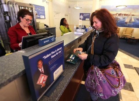 Closed Accounts at Banks
