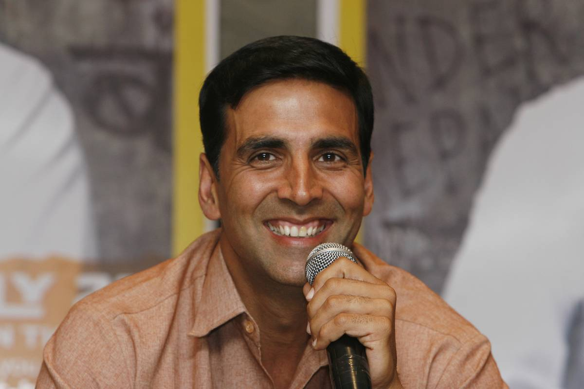 Akshay Kumar: $65 Million