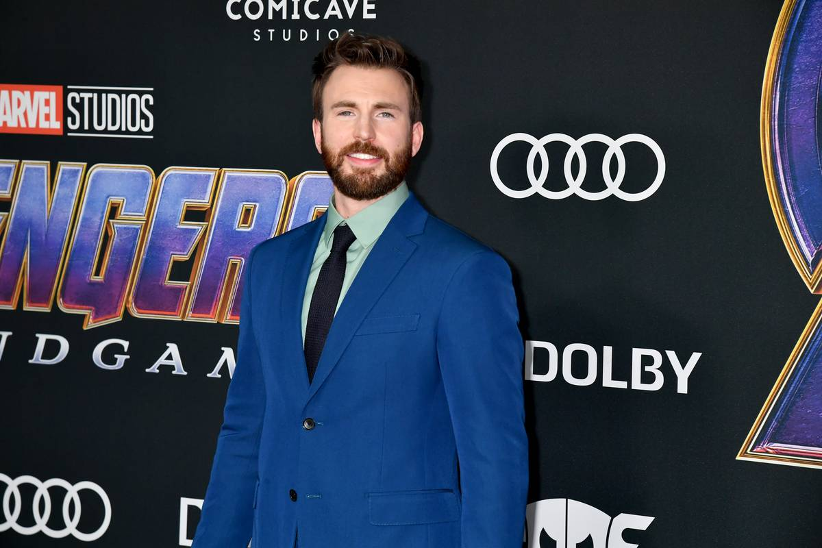Chris Evans: $43.5 Million