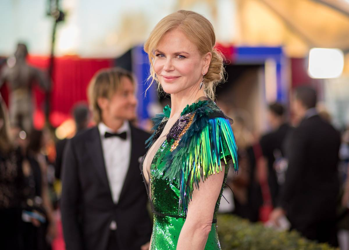 Nicole Kidman: $34 Million
