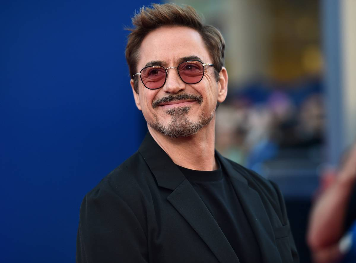 Robert Downey Jr.: $66 Million