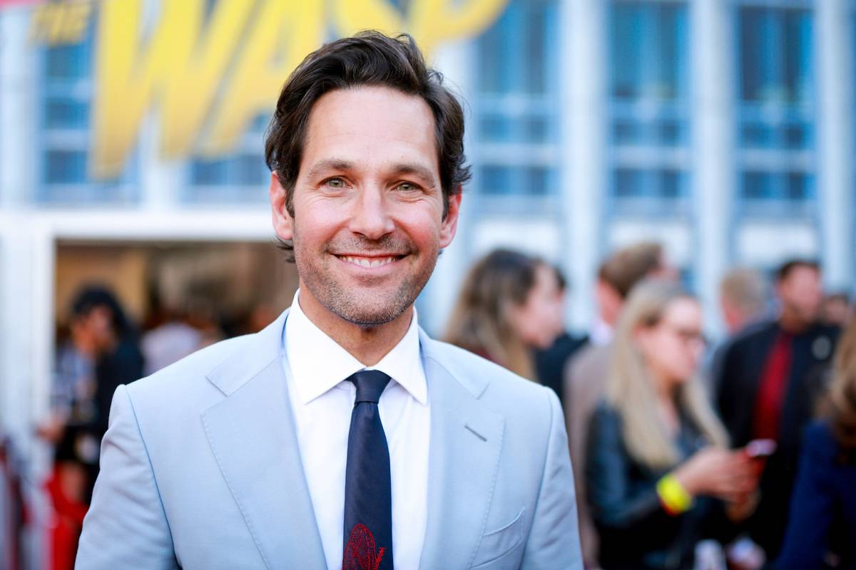 Paul Rudd: $41 Million